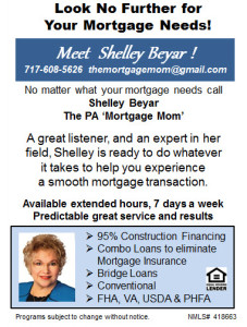 Shelley Beyar - The PA Mortgage Mom