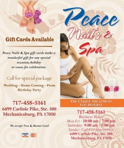 Peace Nails & Spa