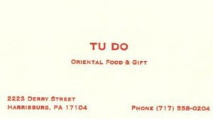 Tu Do's Oriental Food & Gifts